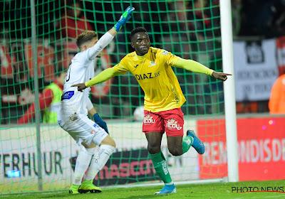 Fashion Sakala intéresserait plusieurs clubs, Bruges et Anderlecht sur le coup ?