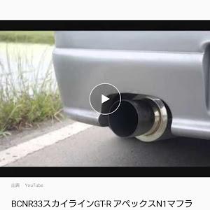 スカイラインGT-R BCNR33 BCNR33のカスタム事例画像 Masa.☆SPR【Nonkys R33】さんの2019年07月24日08:02の投稿