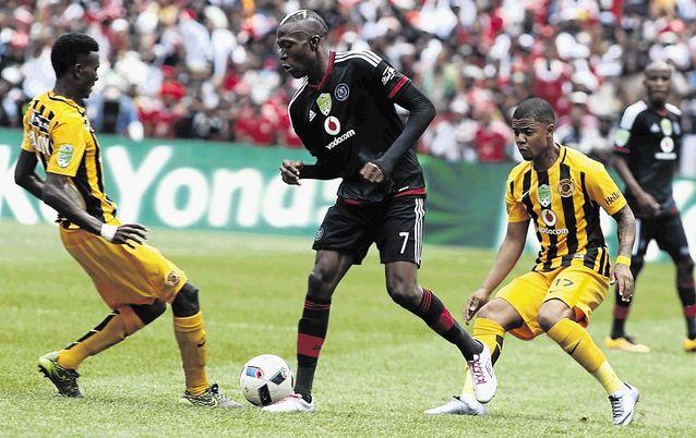 Tendai Ndoro kan terugkeer na die voormalige Pirates-klub