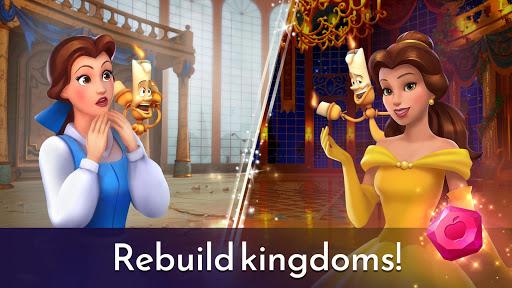 Disney Princess Majestic Quest: Match 3 & Decorate 1.7.1a Screenshots 5