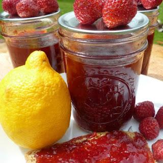 Low Sugar Strawberry Jam Recipe without Pectin.