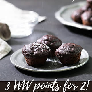 Weight Watchers Brownie Bites.
