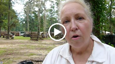 Video: Mary Vaughn - Portrays Lovidia McGirth