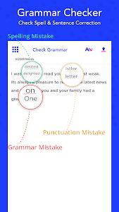 Grammar Checker, Check Spell & Sentence Correction 3.9.9 (Pro) (SAP)