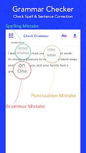 Grammar Checker, Check Spell & Sentence Correction Mod