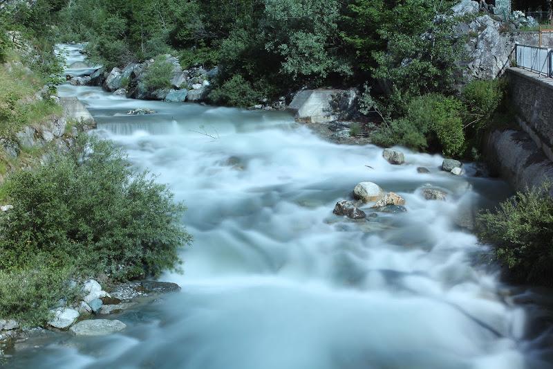 il dolce scorrere dell'acqua di rombodituono