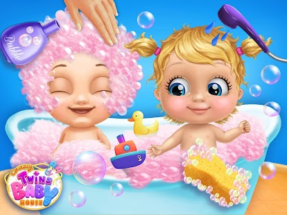 Crazy Twins Baby House- screenshot thumbnail