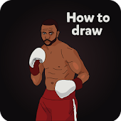 Draw Boxing Legends