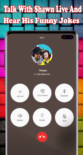 Pro Call Fgteev Shawn Family screenshot 2