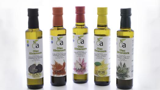 Los aceites condimentados de Oleoalmanzora.