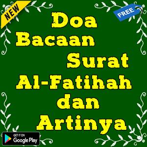 Doa Bacaan Surat Al Fatihah Dan Artinya Apk Version 101
