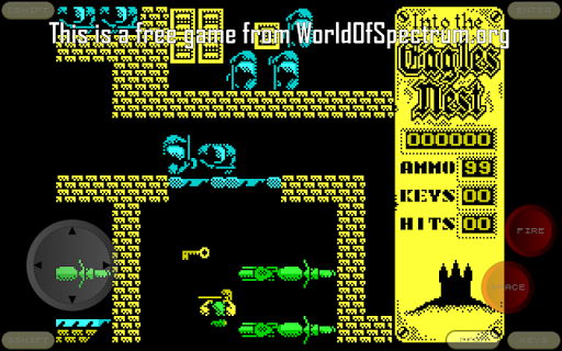 Speccy - Complete Sinclair ZX Spectrum Emulator screenshots 13