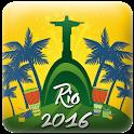 Rio 2016 Fond d'écran Animé