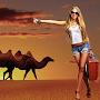 Desert Photo Frames