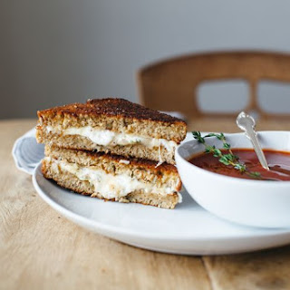 Labneh Grilled Cheese.