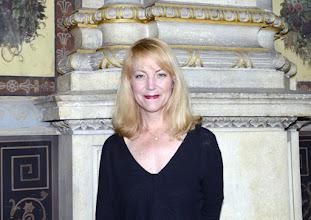 Photo: Die US.Sopranistin Lise Lindstrom am 2.5.2016 beim Online-Merker-Interview mit Dr. Renate Wagner. Copyright: Barbara Zeininger