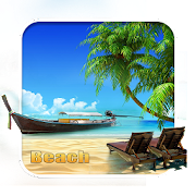 App sunny beach 2D android Live wallpaper APK for Windows Phone