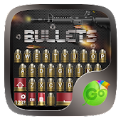 Bullets Keyboard Theme & Emoji