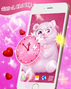 Cute Fluffy Live Wallpaper - náhled