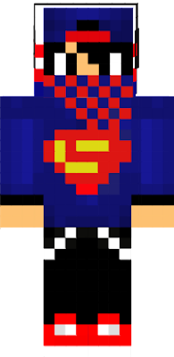 superman sweter