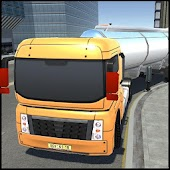 Gas Station Oil Tanker Truck: Best Driving Game