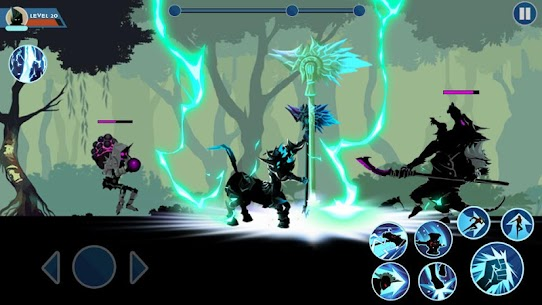 Shadow Fighter MOD Apk (Instant Kill) 6