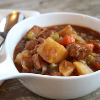 Slow Cooker Gravy Beef Stew Recipes