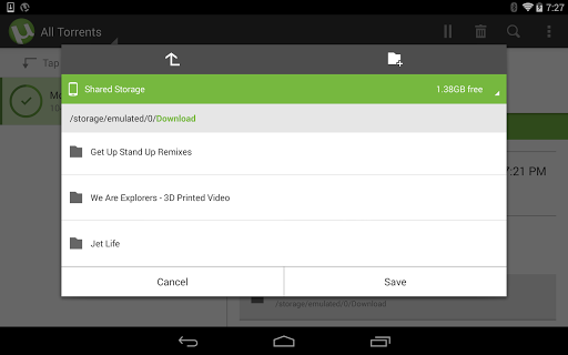 µTorrent®- Torrent Downloader screenshot 21