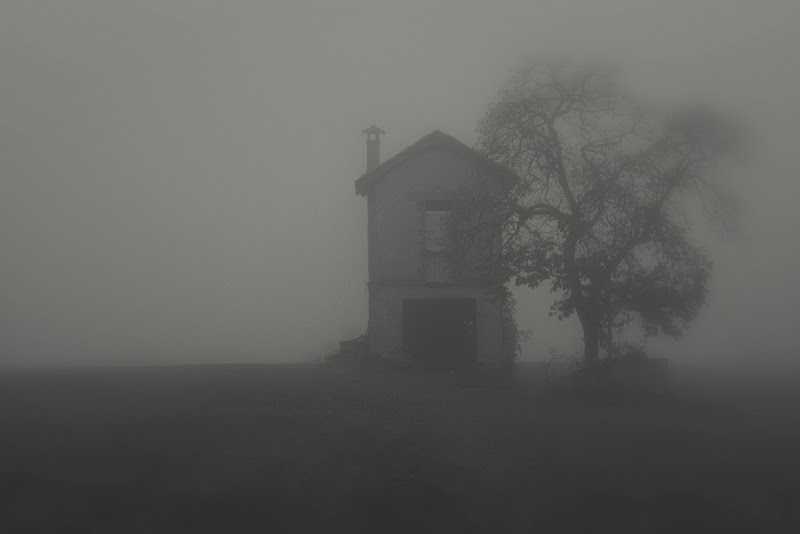 la casa misteriosa di antonioromei