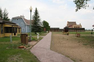 Photo: Der State Jail in Laramie