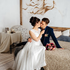 Wedding photographer Ekaterina Glazova (EG22). Photo of 02.07.2018