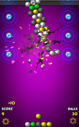 Magnet Balls 2 Free: Match-Three Physics Puzzle filehippodl screenshot 13