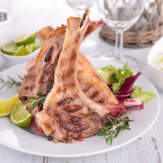 Slow Cooker Seasoned Lamb Chops