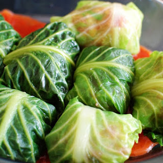 Comforting Stuffed Cabbage