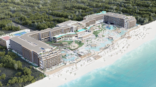 Rossell abrirá su hotel de más de mil habitaciones en México el próximo otoño