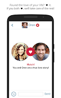 Screenshot of Loveme-Jewish & Israeli Dating