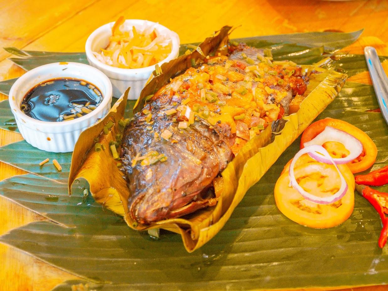 Cuesina Garden Bistro: Filipino Family's Favorite