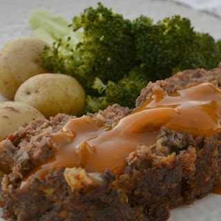 Mom's 'Best Ever' Meatloaf