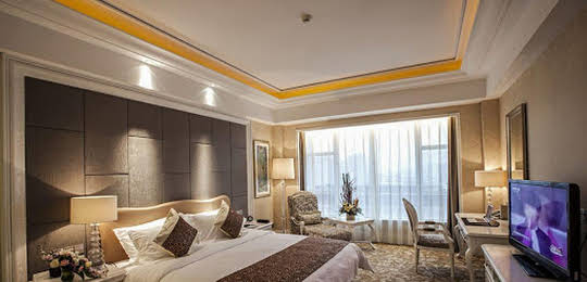 Jinling Jinding Grand Hotel Rugao