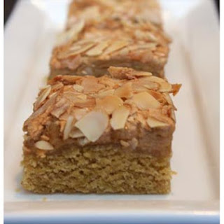 Almond Lime Squares