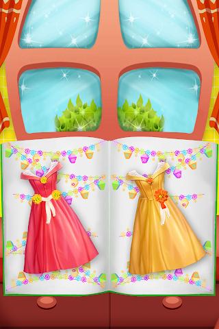 android Tailor Kleidung Mädchen Spiele Screenshot 3