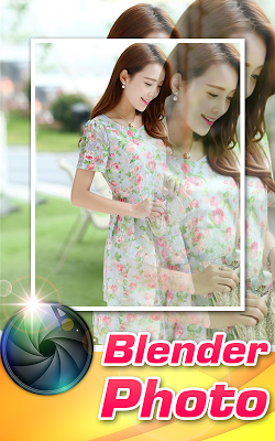 Blender Camera Photo Blender - screenshot