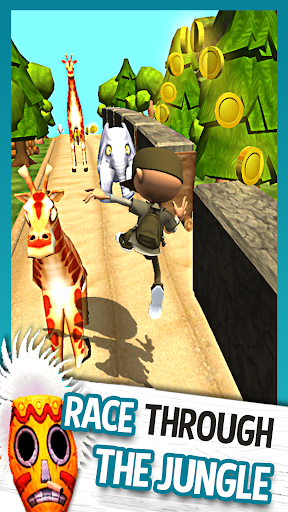 Danger Safari Dash 4.1 screenshots 1