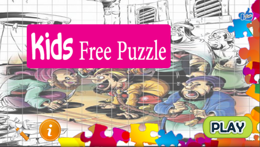 Kids Free Puzzle