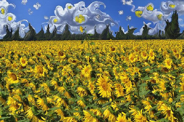Van Gogh Tribute di Gianni.Saiani  Photos