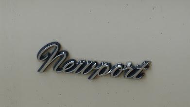 Photo: Chrysler Newport 1966; Bildwerkeins