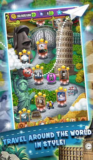Mahjong World Tour u2013 City Adventures  screenshots 1