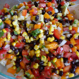 Cowboy Caviar Appetizer Recipes.