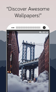 Wallgram - Awesome Wallpapers v1.2.0 (Ad Free)