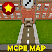 The Town School MCPE Map